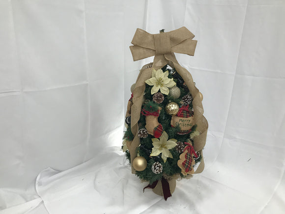 Warm Wishes - Mini Tree - MT38