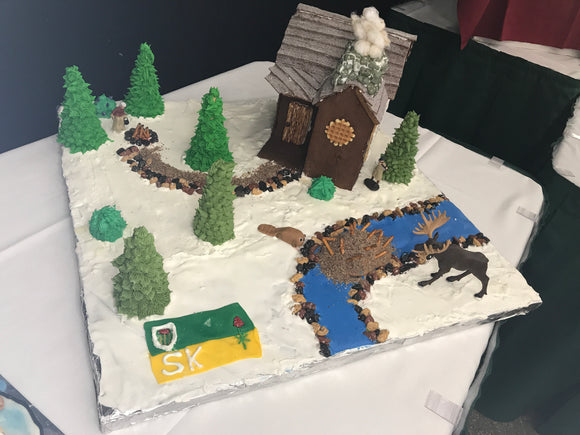 Saskatchewan (Métis) - Gingerbread Lane
