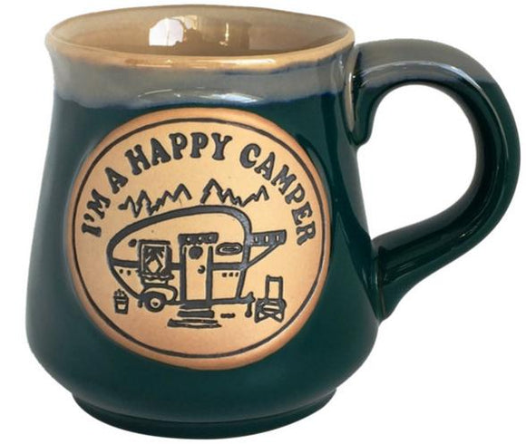 I'm a Happy Camper Ceramic Mug