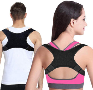 2020 New Posture Clavicle Support Corrector Back Straight Shoulders Brace Strap Correct Bone Care Posture Clavicle Support Belt