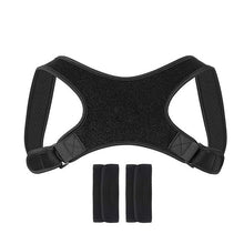 Load image into Gallery viewer, 2020 New Posture Clavicle Support Corrector Back Straight Shoulders Brace Strap Correct Bone Care Posture Clavicle Support Belt