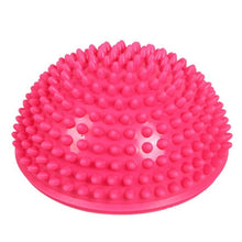 Load image into Gallery viewer, Newly Inflatable Half Sphere Yoga Balls PVC Massage Fitball Exercises Trainer Balancing Ball ForGym Pilates Sport Health Fitness