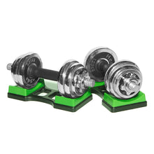 Load image into Gallery viewer, 1 Pair Dumbbells Rack Stands Dumbbells Holder Weightlifting Set Home Fitness Equipment Halteres Rack Stand Bracket Home Exercise