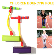 Load image into Gallery viewer, Children Bouncing Outdoor Games Jump Pole Training Sports Fitness Educational Toys Exercise Balance Jumping Stilts Safety Toys