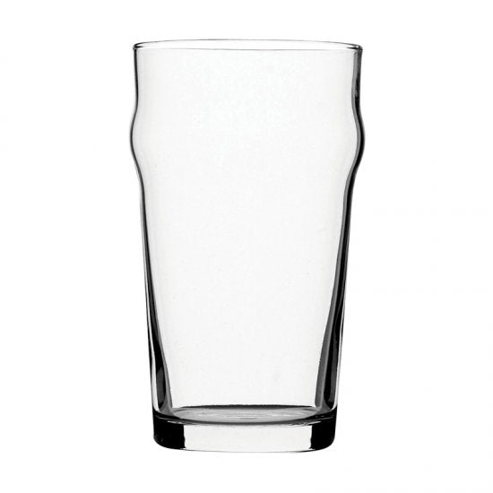 1 Pint Nonic Glass - Engraving