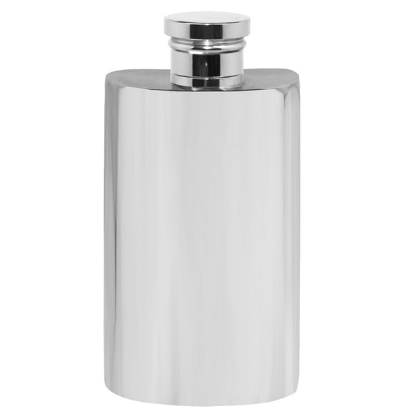 2oz Pewter Hip Flask