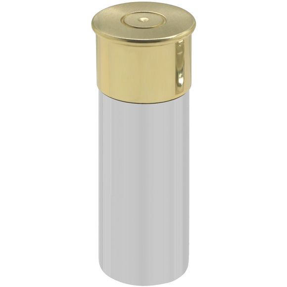 4oz Pewter Flask Shotgun Cartridge