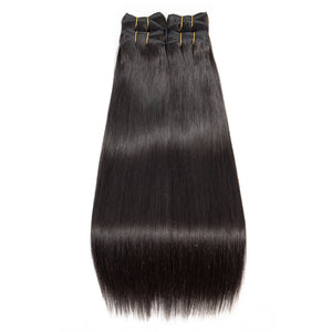 10A Straight Virgin Brazilian Hair Bundles