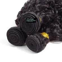 Load image into Gallery viewer, Nyla Hair Brazilian Curly Virgin Hair Grade 10A