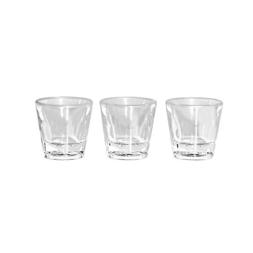 short shot glasses - 1 oz - 24 pieces