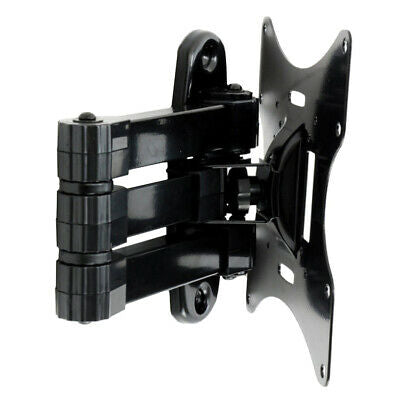 Full Motion Articulating Tilt Swivel Corner LCD LED TV Wall Mount VESA Bracket