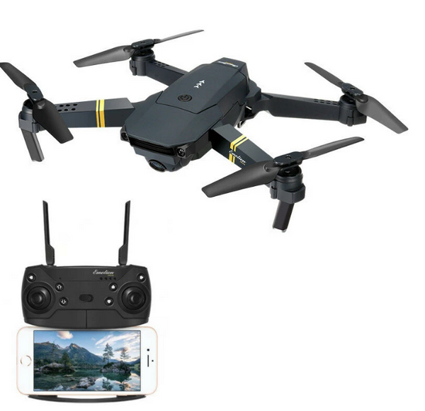 E58 WIFI FPV With 720P/1080P HD Wide Angle Camera High Hold Mode Foldable RC Drone Quadcopter