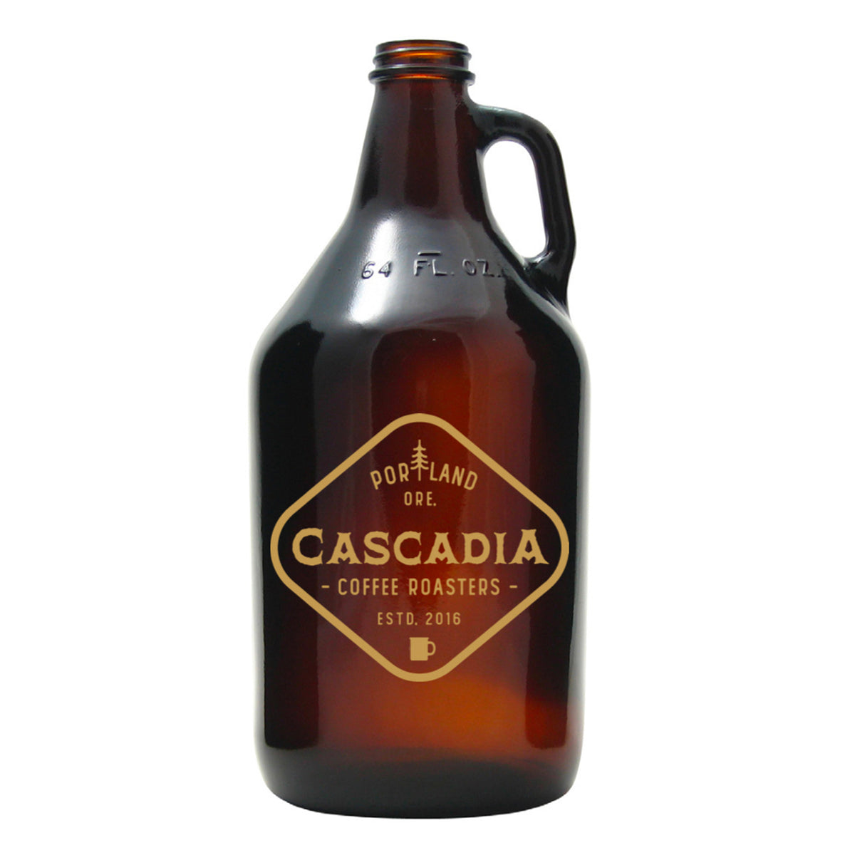 64oz CASCADIA GROWLER