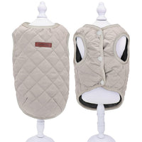 French Bulldog Clothes Warm Pet Jacket Winter