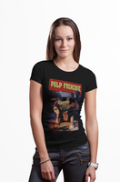 Pulp Frenchie Short-Sleeve Unisex T-Shirt