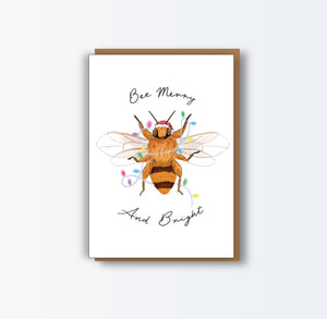 Bee Merry And Bright