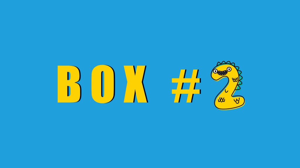 Joey Box #2 (October) | Preschool Resources