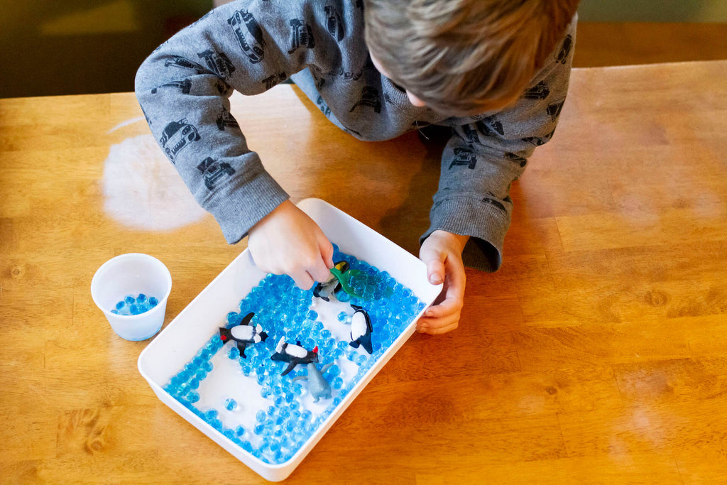 5 Simple Sensory Play Ideas for Your Preschooler
