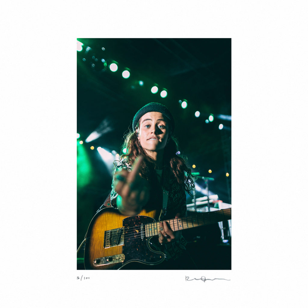 Tash Sultana, Houston