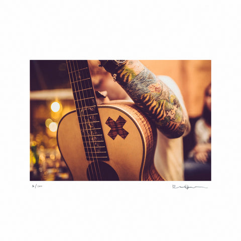 Ed Sheeran, Tattoos