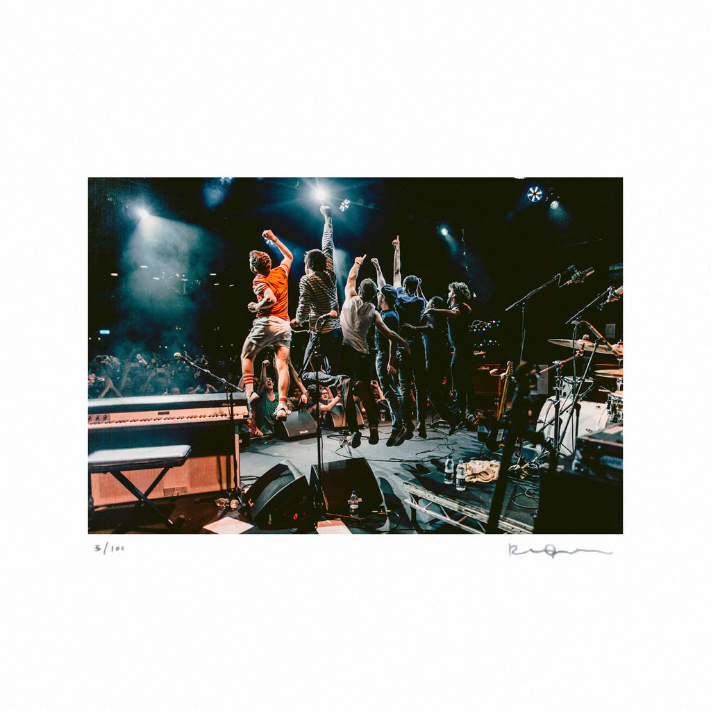 Vulfpeck, London 2016