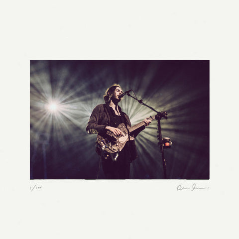 Hozier - The Olympia, Dublin.