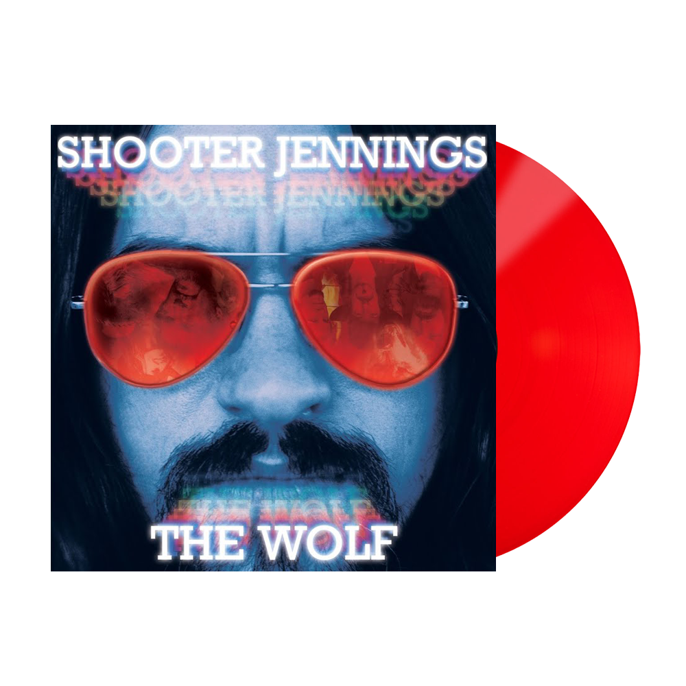 PRE-ORDER Shooter Jennings - The Wolf LP