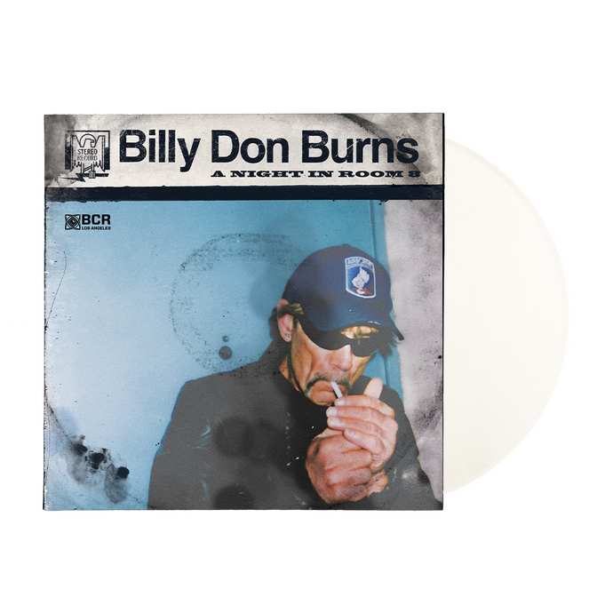 Billy Don Burns - A Night in Room 8 LP