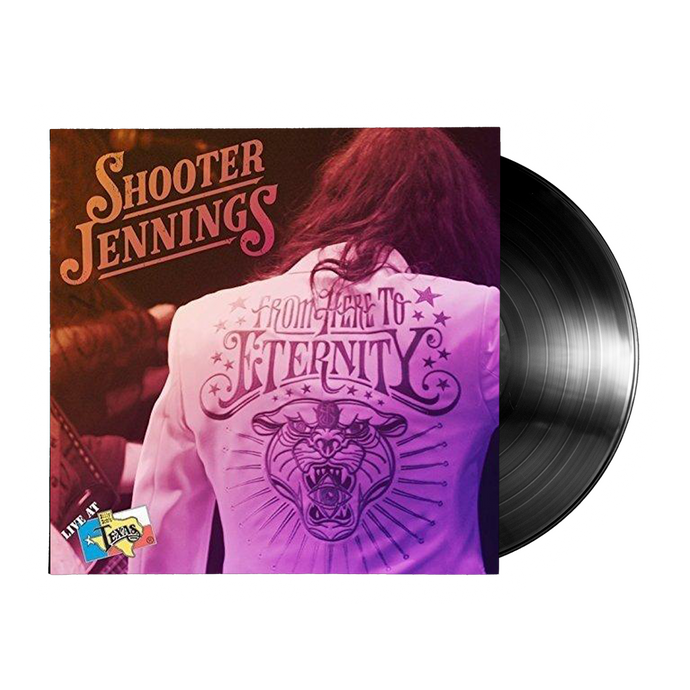 Shooter Jennings - Live at Billy Bob's LP