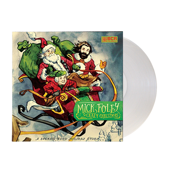 Mick Foley - Crazy Christmas 7