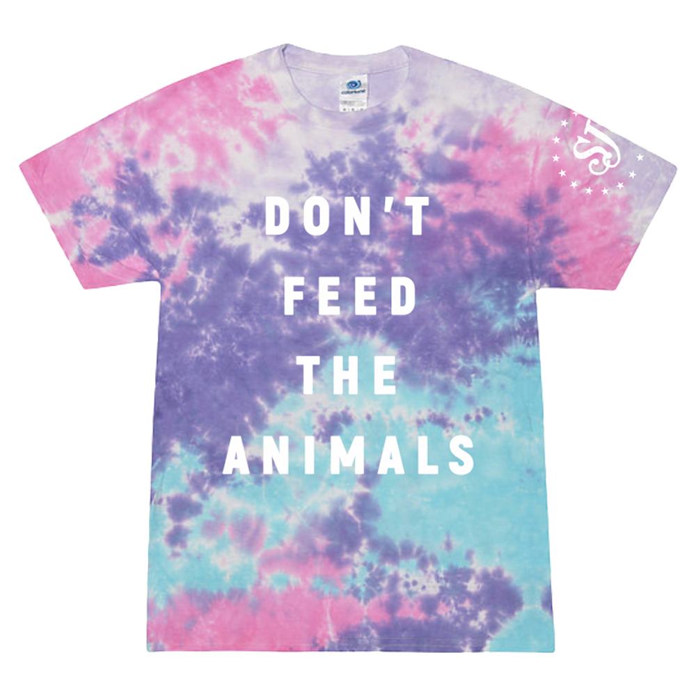 Don't Feed The Animals Tee