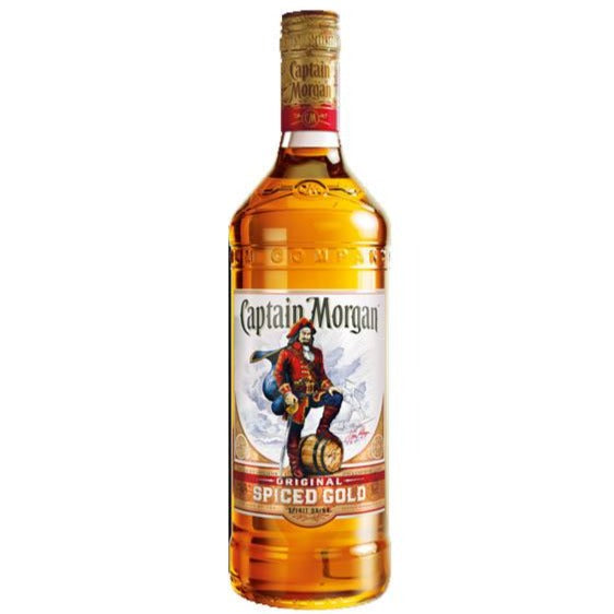 Captain Morgan's Spiced Gold Rum 700ml