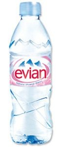 Load image into Gallery viewer, Evian Natural Mineral Water (24 x 500ml)