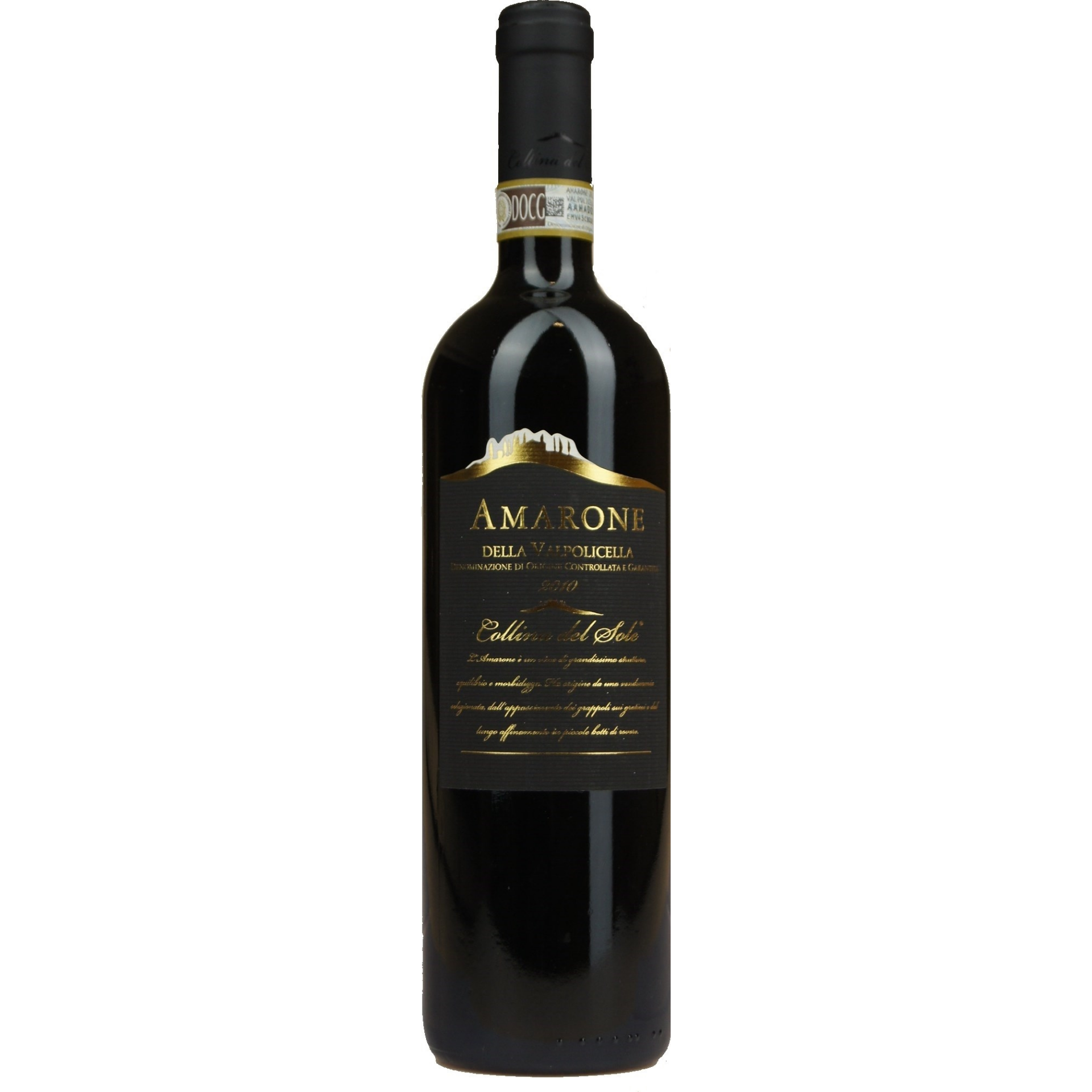 Collina Del Sole Valpolicella Amarone 2014 750ml