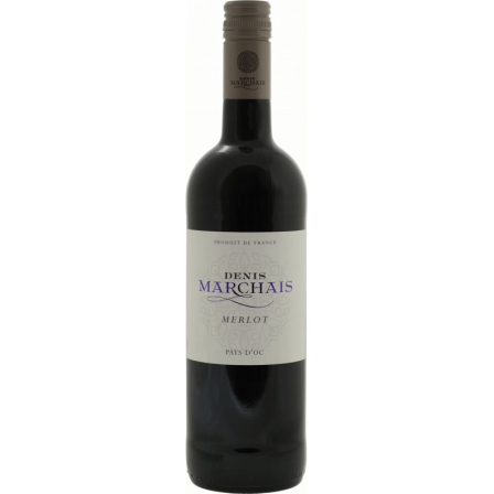 Denis Marchais Merlot 2018 750ml