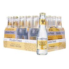 Fever Tree Premium Indian Tonic Water (24 x 200ml)
