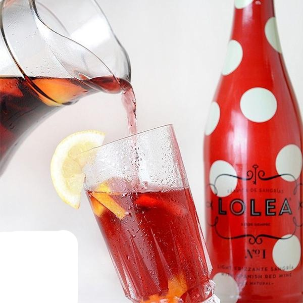 Lolea No.1 Sparkling Red Sangria 750ml