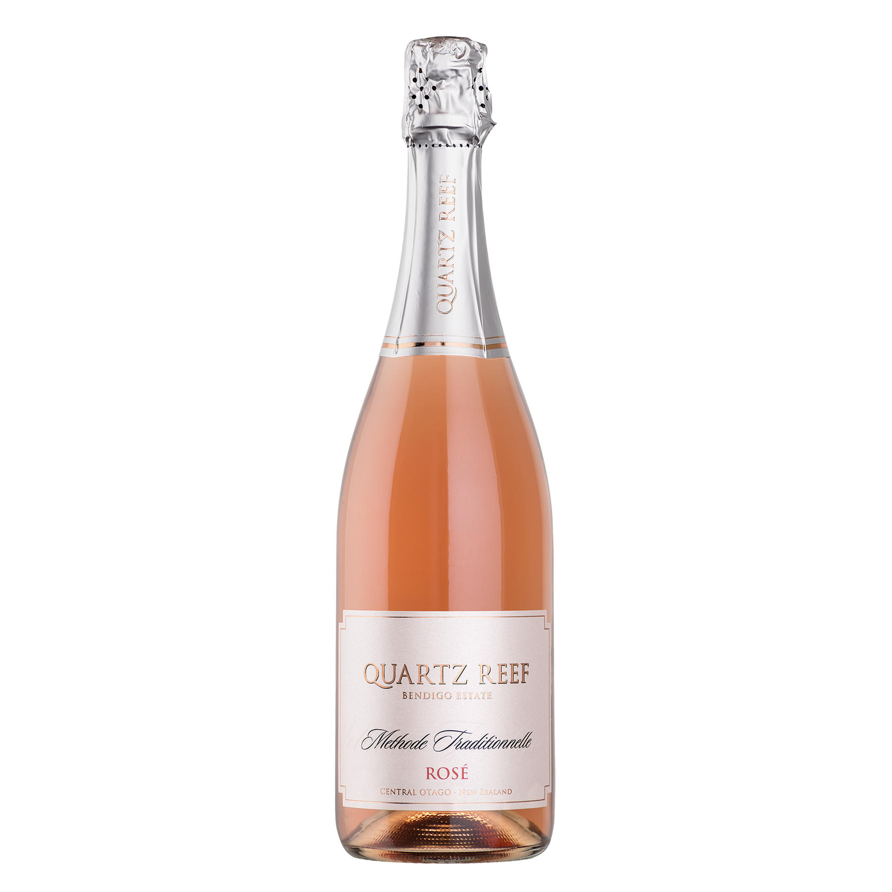 Quartz Reef Methode Traditionelle Rosé NV 750ml