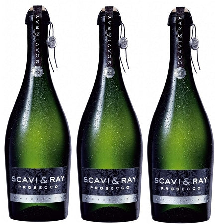 Scavi & Ray Prosecco Spumante 750ml (Case of 3)