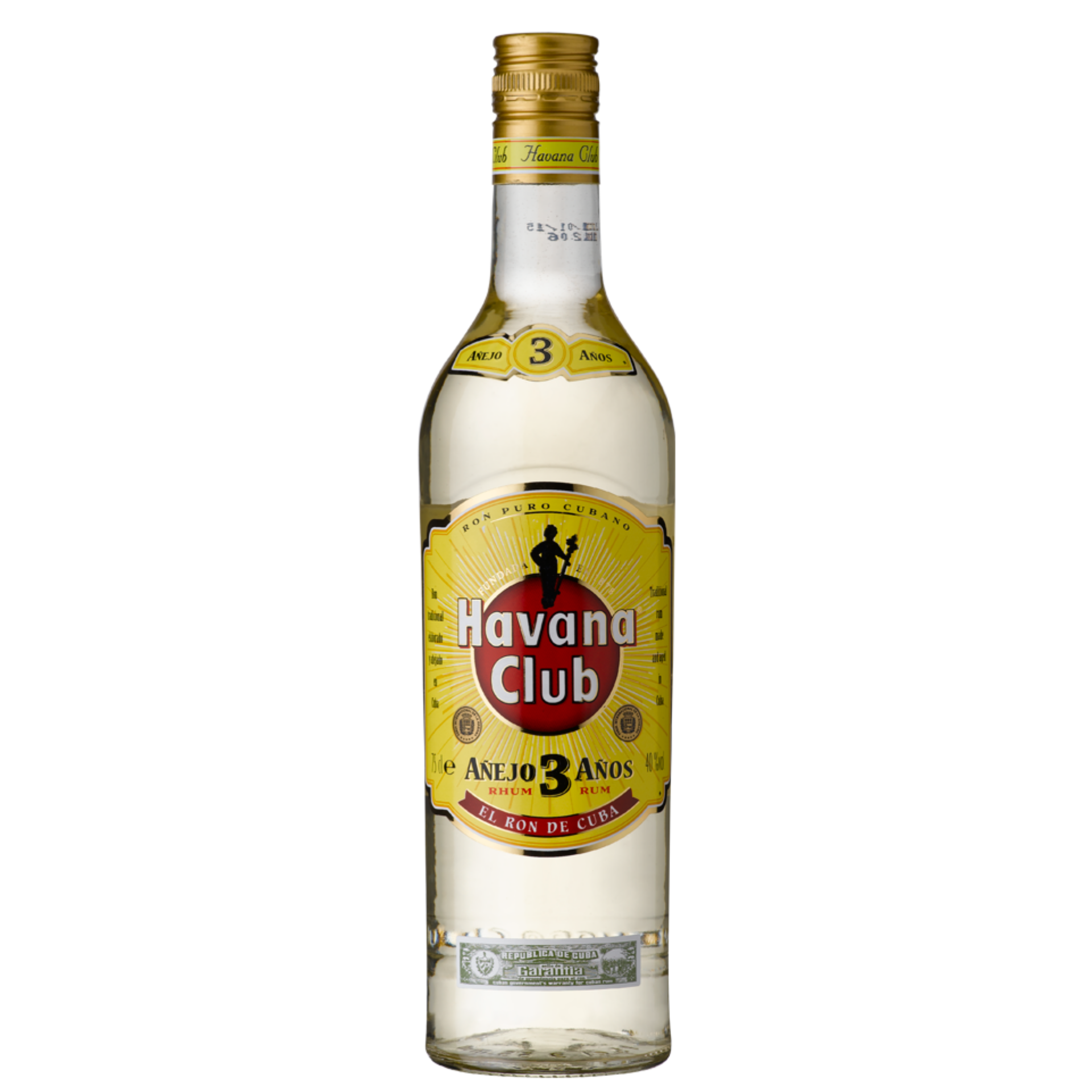 Havana Club 3 Year Old 700ml