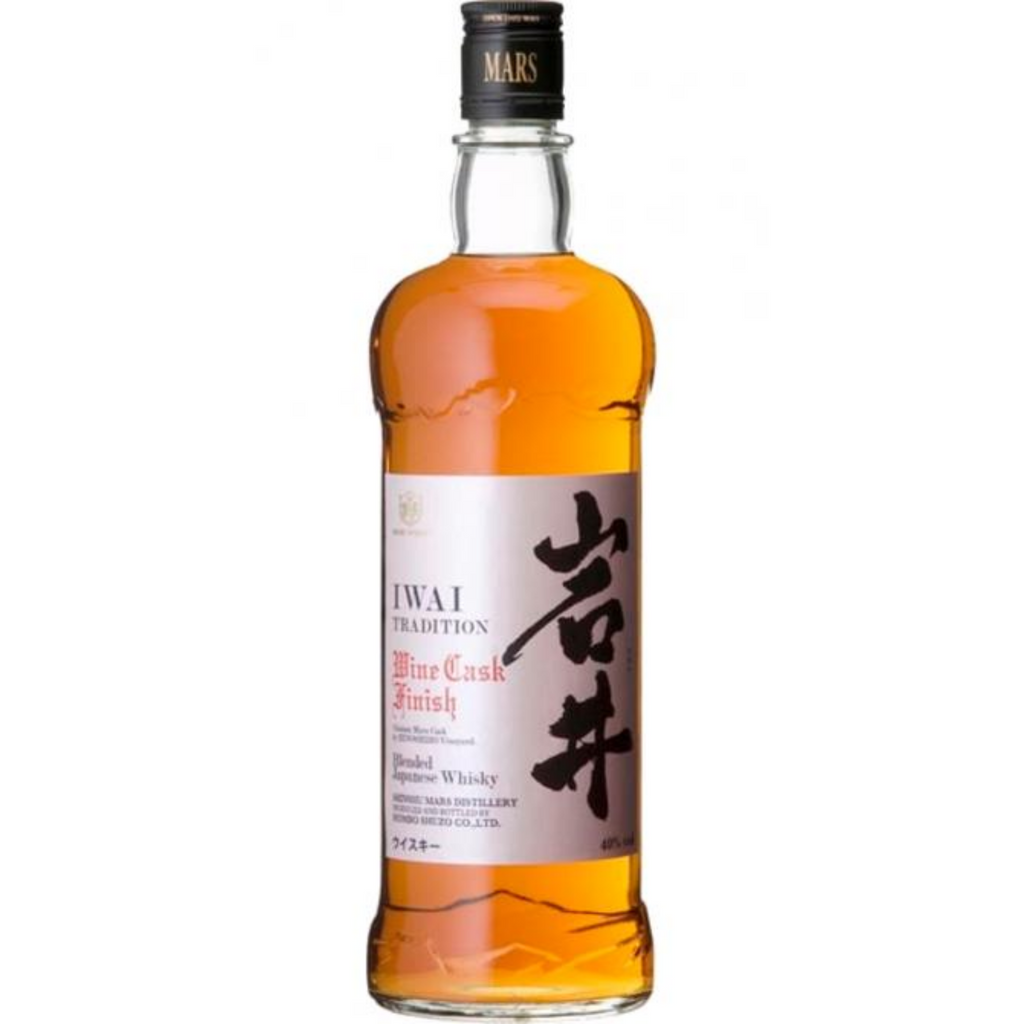 Iwai Tradition Wine Cask Finish 750ml