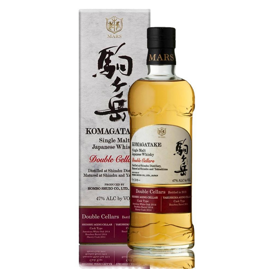 Mars Komagatake Single Malt Double Cellars 2019 700ml