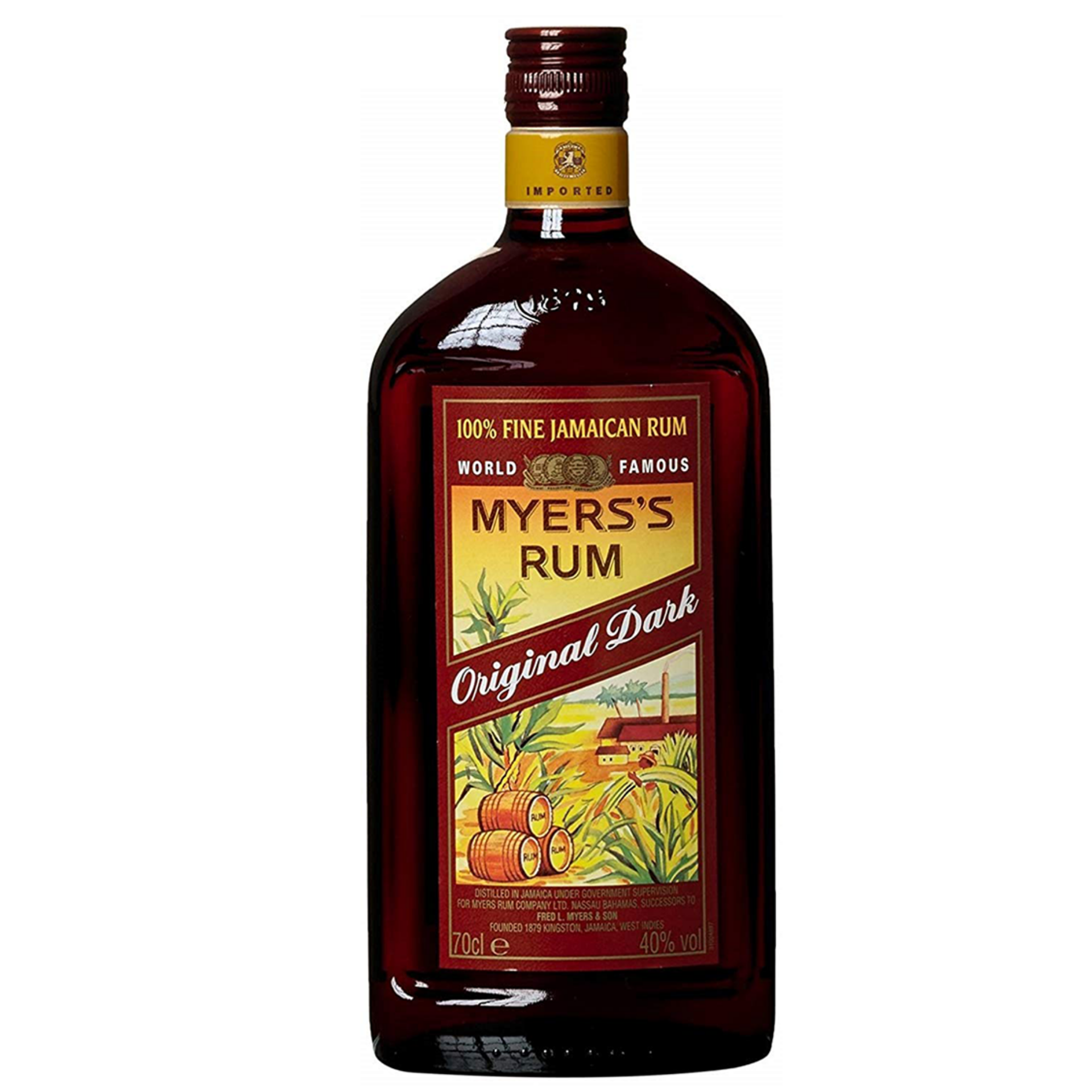 Myer's Dark Rum 700ml