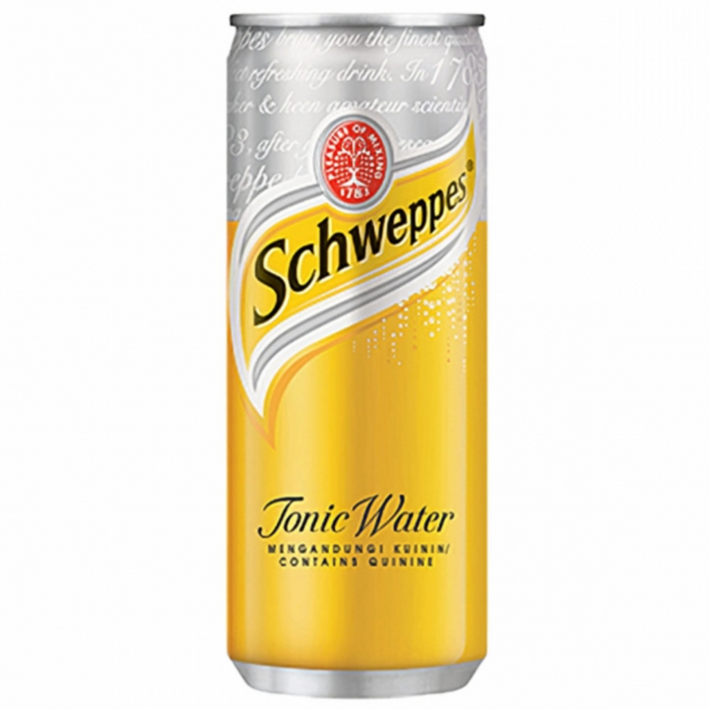Schweppes Tonic Water (24 x 330ml)
