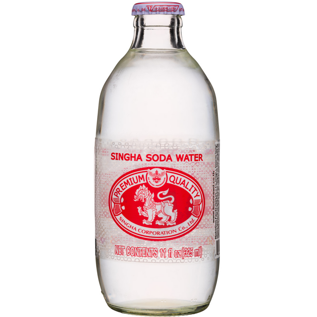 Singha Soda Water (24 x 325ml)