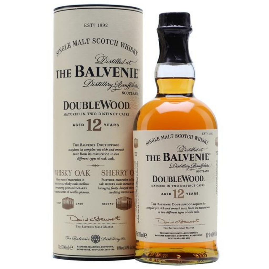Balvenie Double Wood 12 Year Old 700ml