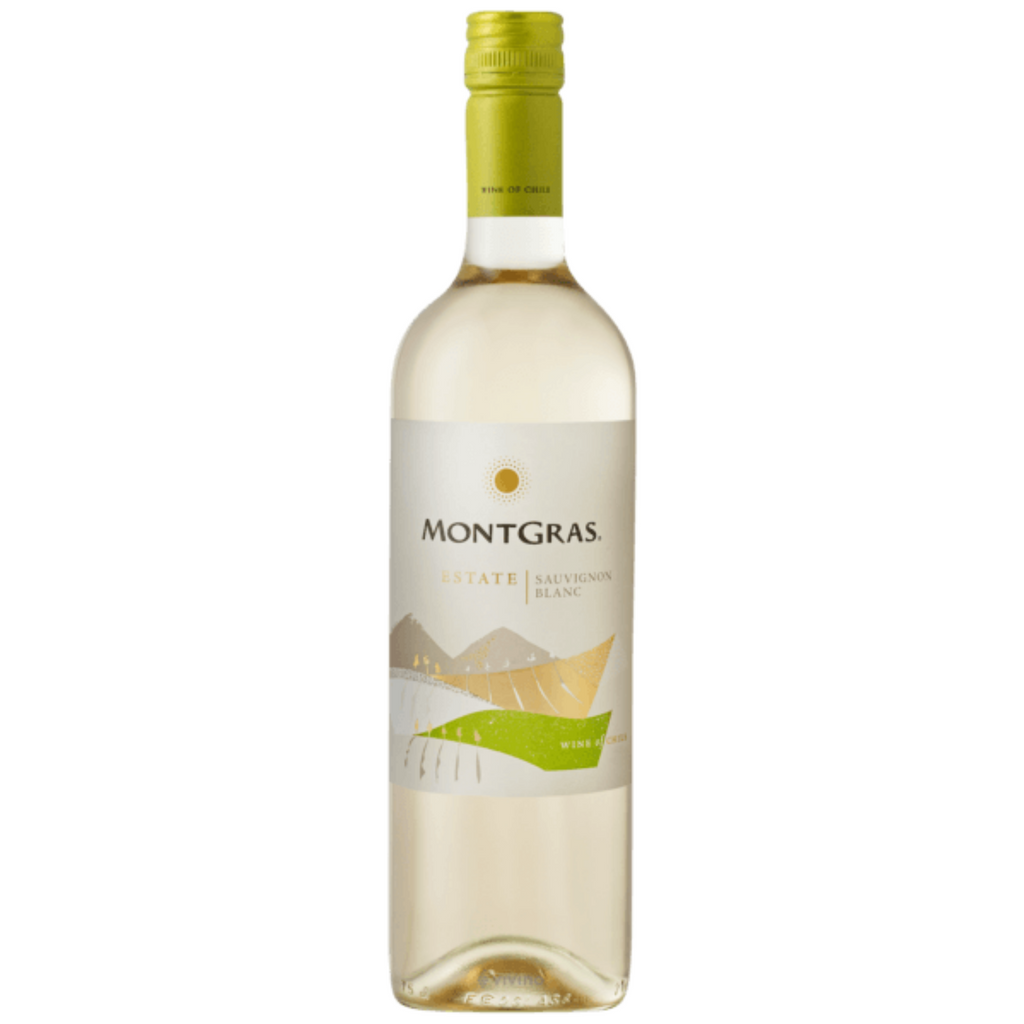 Montgras Estate Sauvignon Blanc 2019 750ml