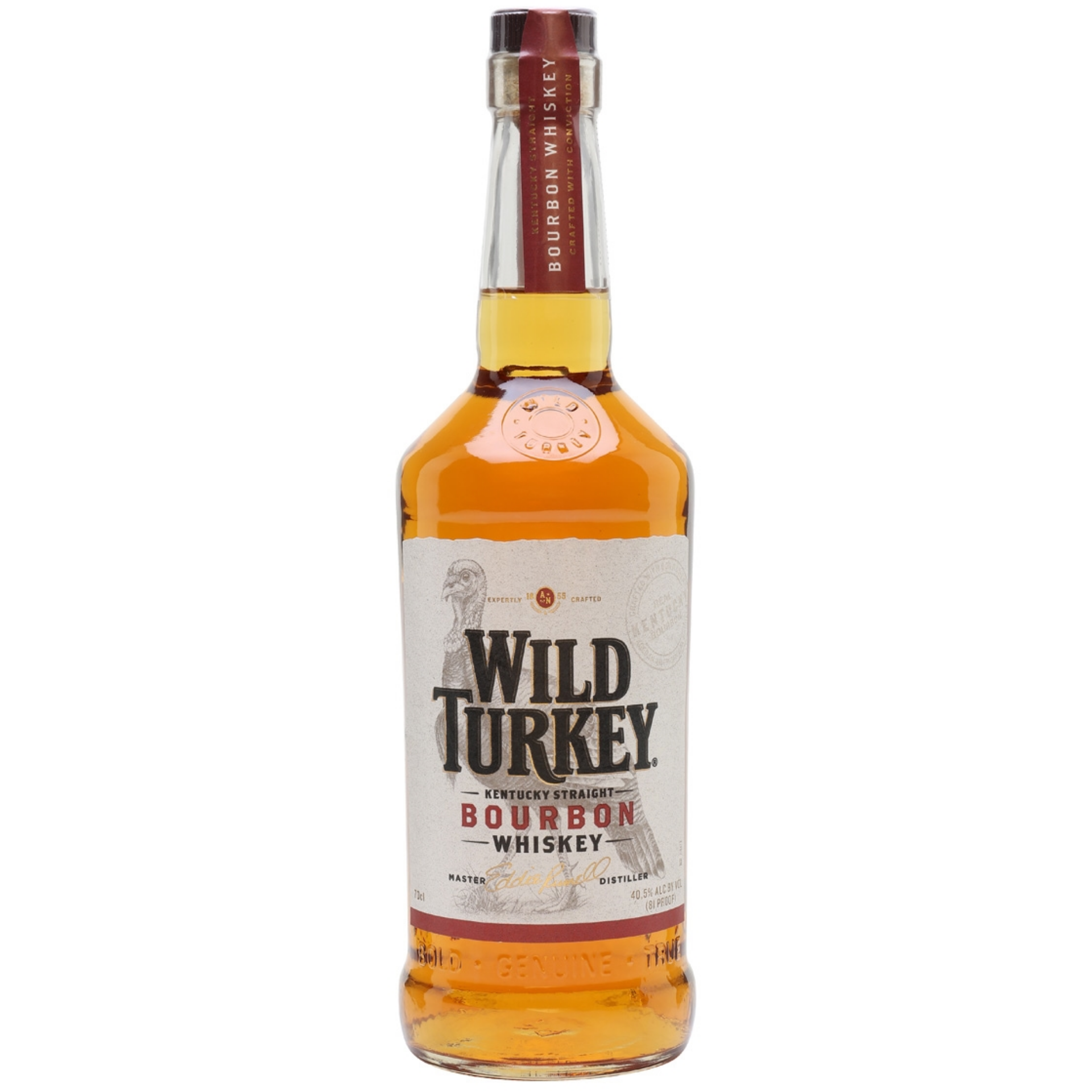 Wild Turkey 81 Proof 750ml