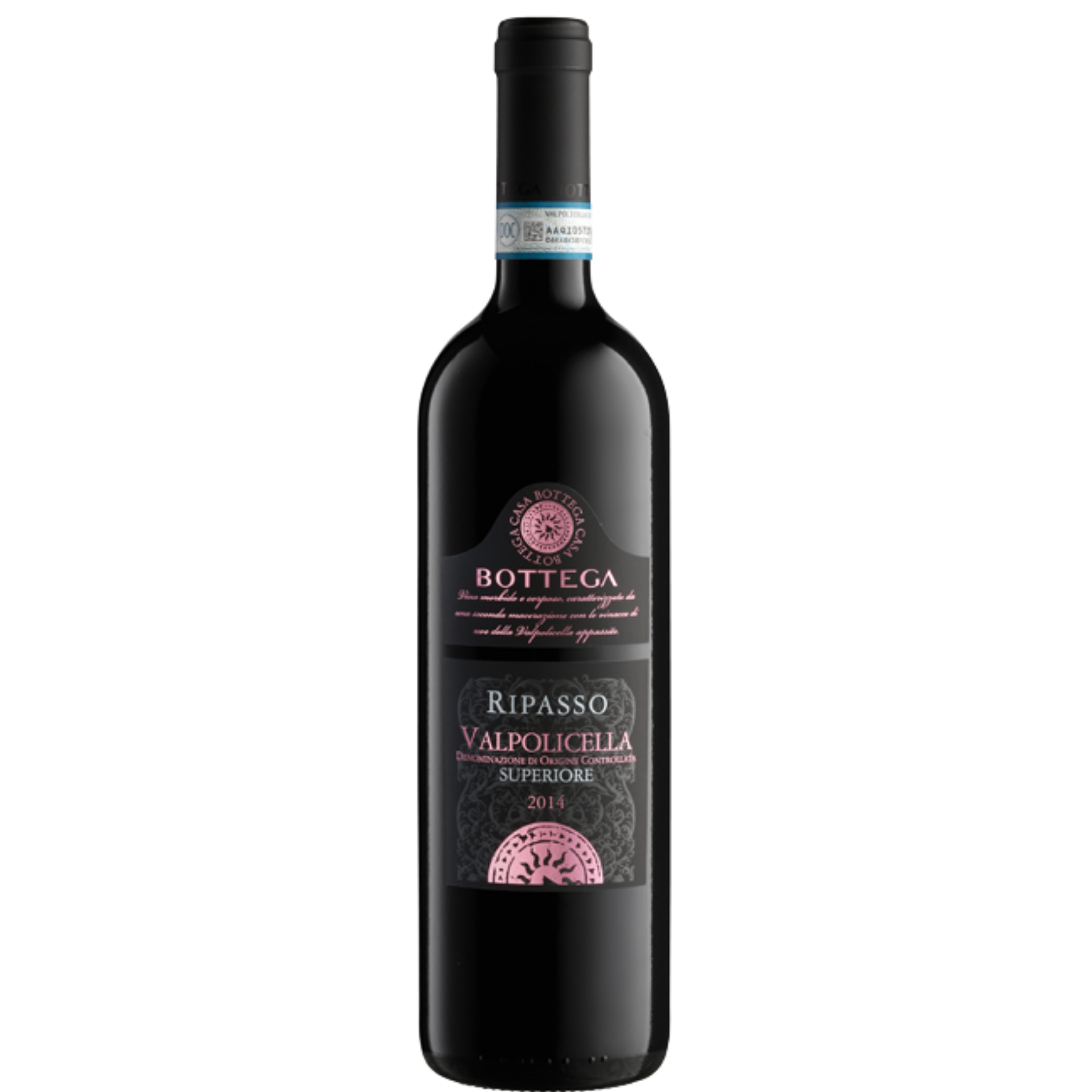 Bottega Ripasso Valpolicella Superiore DOC 2017 750ml