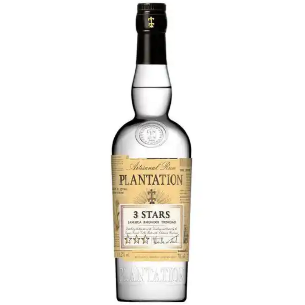Plantation 3 Stars White Rum 700ml